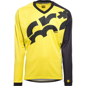 Mavic CrossMax Jersey LS Herren yellow mavic/black yellow mavic/black