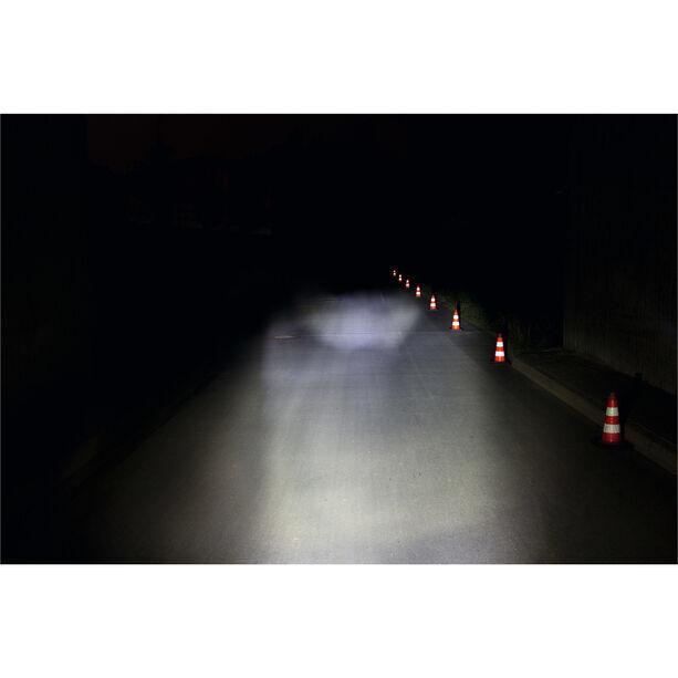 Busch + Müller Lumotec IQ Avy Frontlicht mit Standlicht + Tagfahrlicht schwarz