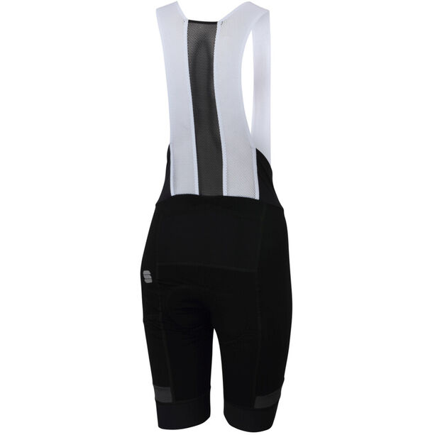 Sportful Supergiara Trägershorts Damen black