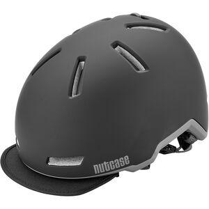 Nutcase Tracer Helmet midnight black matte midnight black matte