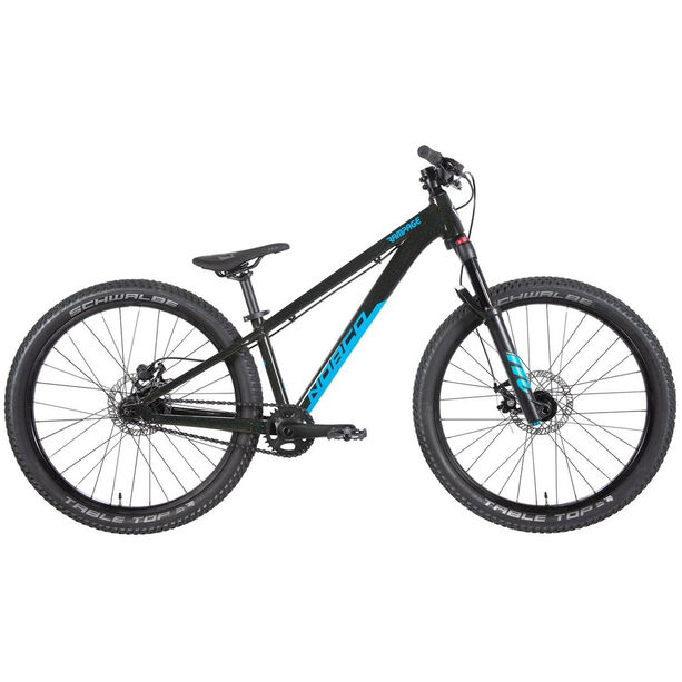 """Norco Bicycles Rampage 1 24"""" black/blue"""