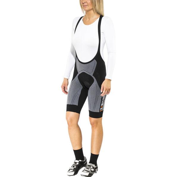 X-Bionic The Trick Biking Bib Tights Short Damen