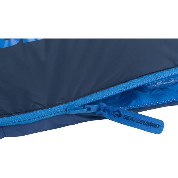 Sea to Summit Trek TkII Sleeping Bag Long denim/navy