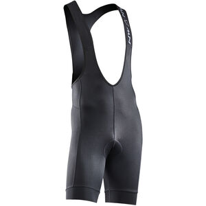 Northwave Outcross Bib Shorts Herren black black