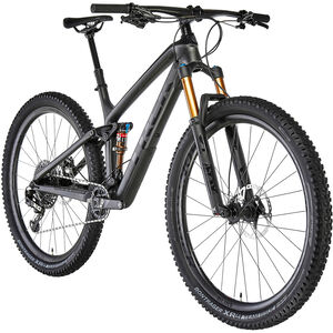 Trek Fuel EX 9.9 matte carbon smoke/gloss trek black matte carbon smoke/gloss trek black