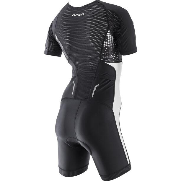 ORCA Core SS Racesuit Damen black/white