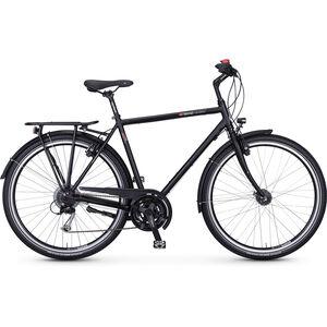 vsf fahrradmanufaktur T-50 Trapezoid Alivio 24-fach ebony matt ebony matt