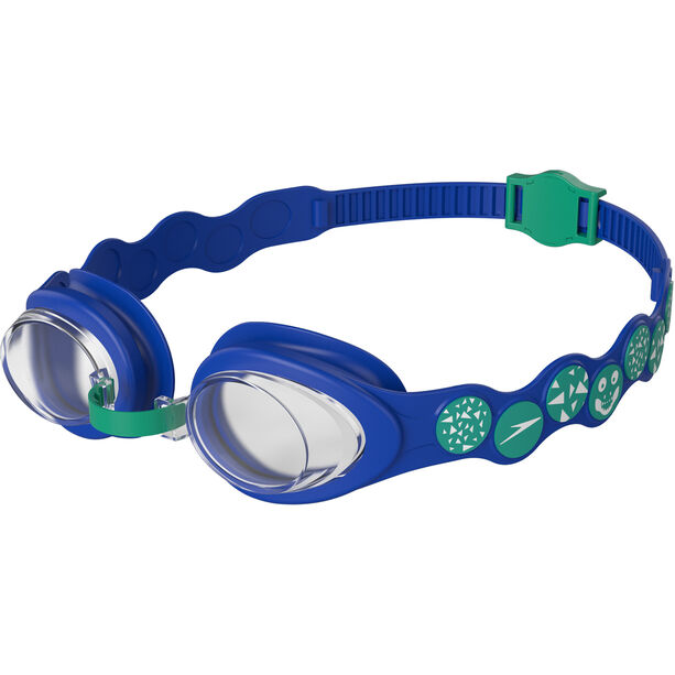 speedo Sea Squad Brille Kinder beautiful blue/emerald/clear