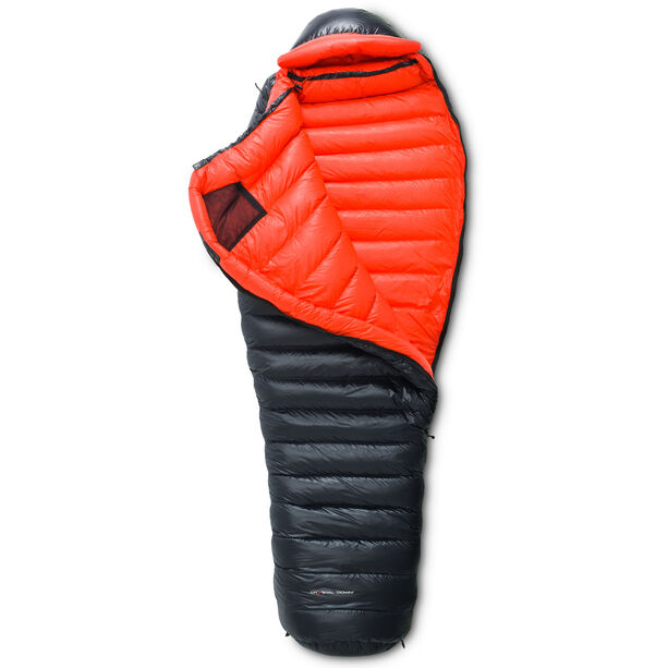 Yeti V.I.B. 800 Sleeping Bag XL black/red