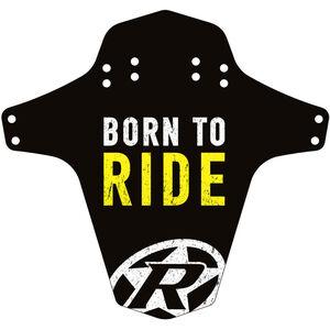 Reverse Born to Ride Schutzblech gelb gelb