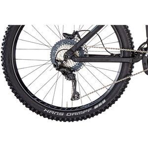 Conway eMF Powertube 527 Plus black matt/lime bei fahrrad.de Online
