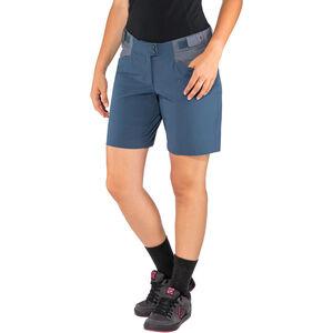 Ziener Nariam X-Function Shorts Women antique blue