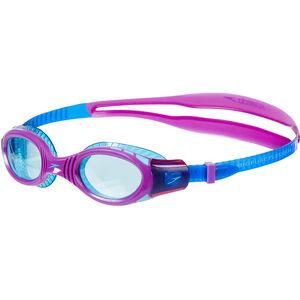 speedo Futura Biofuse Flexiseal Goggles Kinder newsurf/purplevibe/peppermint newsurf/purplevibe/peppermint