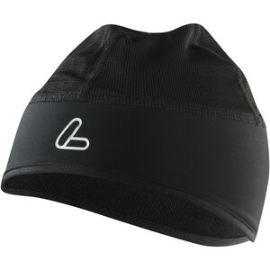Löffler Helm-Unterziehmütze schwarz schwarz