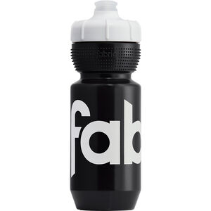 Fabric Gripper Isolierte Flasche 550ml black/white black/white