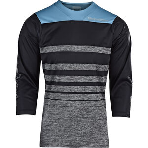 Troy Lee Designs Ruckus 3/4 Jersey Herren streamline/heather gray/black streamline/heather gray/black