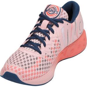 asics Noosa FF 2 Shoes Damen seashell pink/dark blue/begoni seashell pink/dark blue/begoni