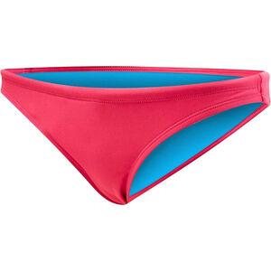 TYR Solid Mini Bikini Bottom Damen fluo pink fluo pink