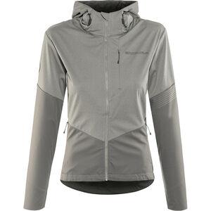 Endura Singletrack II Softshell Jacke Damen zinn-grau zinn-grau