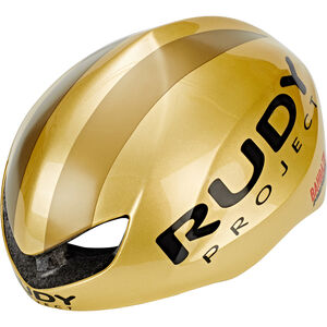 Rudy Project Boost Pro Helmet gold shiny gold shiny