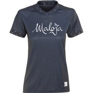 Maloja SuvrettaM. Multi Short Sleeve Jersey Women moonless