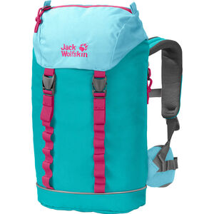 Jack Wolfskin Jungle Gym Pack Kinder aquamarine aquamarine