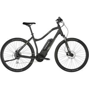 HAIBIKE SDURO Cross 1.0 Damen schwarz/titan/grau matt bei fahrrad.de Online