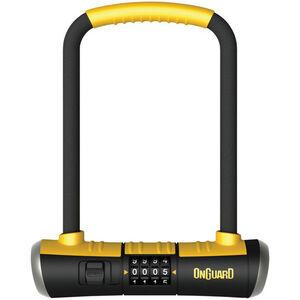 Onguard Bulldog Combo STD 8010 C Bügelschloss 115x230 mm Ø13 mm bei fahrrad.de Online