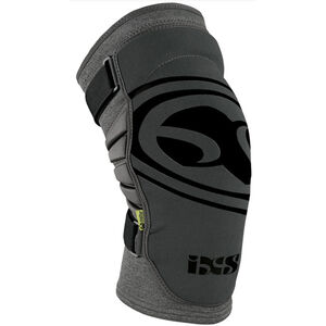 IXS Carve Evo+ Knee Guards Kinder grey grey