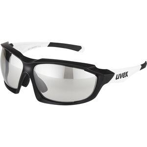 UVEX sportstyle 710 vm Glasses black mat white bei fahrrad.de Online