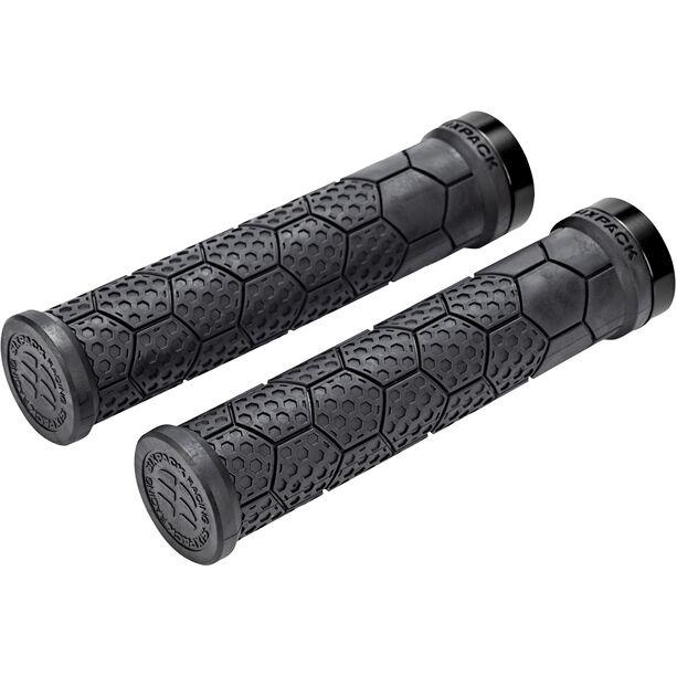 Sixpack Z-Trix Griffe schwarz/schwarz