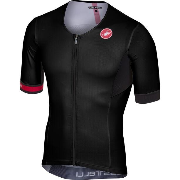 Castelli Free Speed SS Race Jersey Herren black