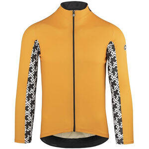 assos Mille GT Summer LS Jersey Herren orange borealis orange borealis