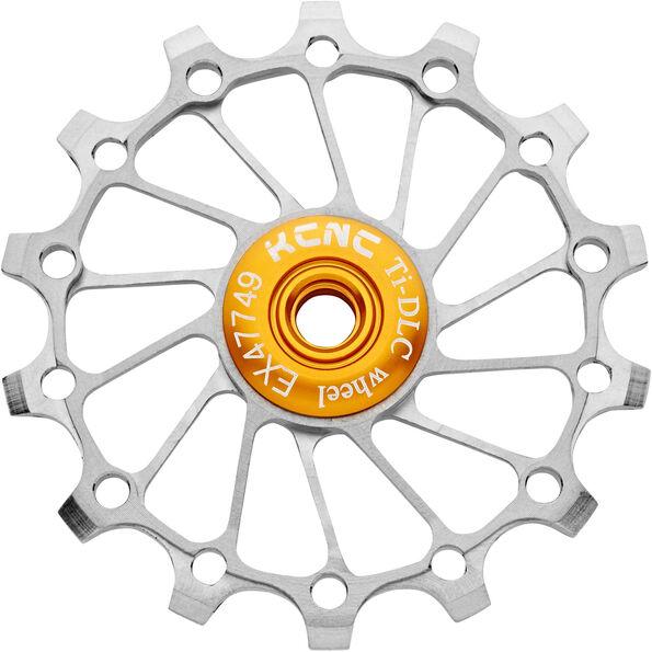 KCNC Jockey Wheel Titan 14 Zähne narrow/wide full ceramic bearing