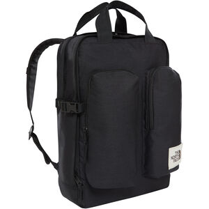 The North Face Mini Crevasse Backpack tnf black heather tnf black heather