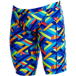 Funky Trunks Training Jammers Herren boarded up boarded up