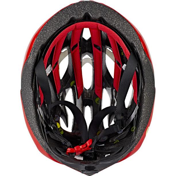 Bontrager Starvos MIPS CE Helmet Herren viper red
