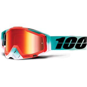 100% Racecraft Anti Fog Mirror Goggles cubica bei fahrrad.de Online