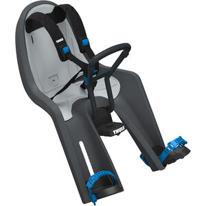 Thule Ride Along Mini Kindersitz dunkelgrau dunkelgrau