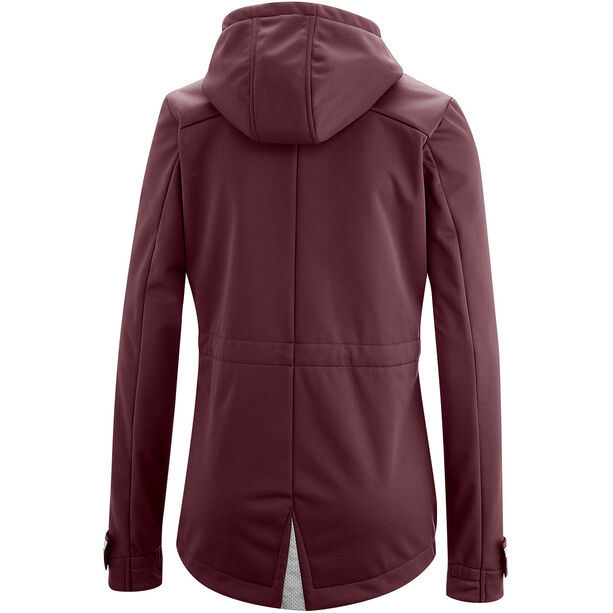 Gonso Raila Softshell Jacke Damen winetasting
