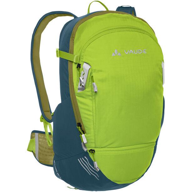 VAUDE Splash 20+5 Backpack chute green