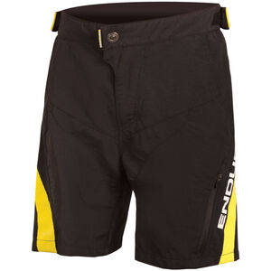 Endura MT500JR Shorts Kinder black black