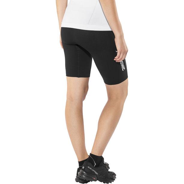 X-Bionic Running Speed EVO OW Short Pants Damen black/anthracite