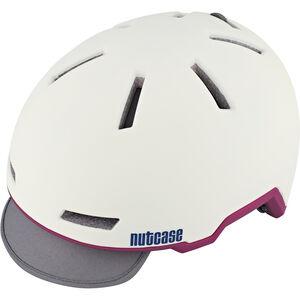 Nutcase Tracer Helmet shell white matte
