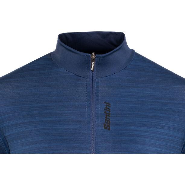 Santini Classe Jersey LS Herren blu nautica