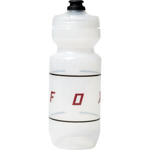 Fox Moth Purist Water Bottle Misc 650ml clear clear