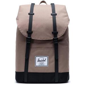 Herschel Retreat Backpack 19,5l pine bark/black pine bark/black