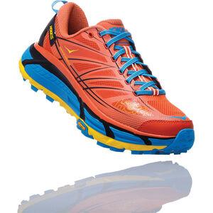 Hoka One One Mafate Speed 2 Running Shoes Men Nasturtium/Spicy Orange