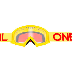 ONeal B-10 Goggle Youth SOLID neon yellow/red bei fahrrad.de Online