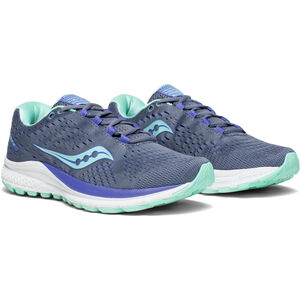 saucony Jazz 20 Shoes Women Grey/Aqua/Violet bei fahrrad.de Online